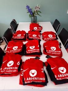 Los Argentinos Utrecht sponsort VVIJ